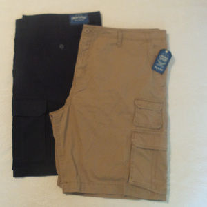 Bundle of 3 NWT Faded Glory Big & Tall shorts